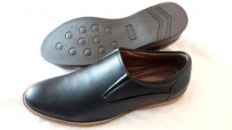 Synthetic Sabrina Leather with TRP Sole Slip-On Casual Shoes for Mens