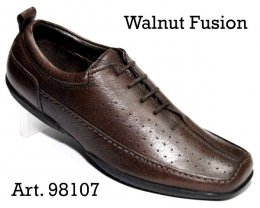 100% Imported Goat Leather with Comfort Padding and Rubber Sole Casual Lace-Up Shoes for Mens