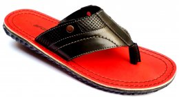 100% Genuine Corpus Leather with Finishing Combo Color Chappals for Mens