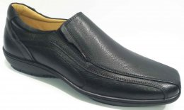100% Genuine Comfort Leather Geox Formal Shoes for Mens